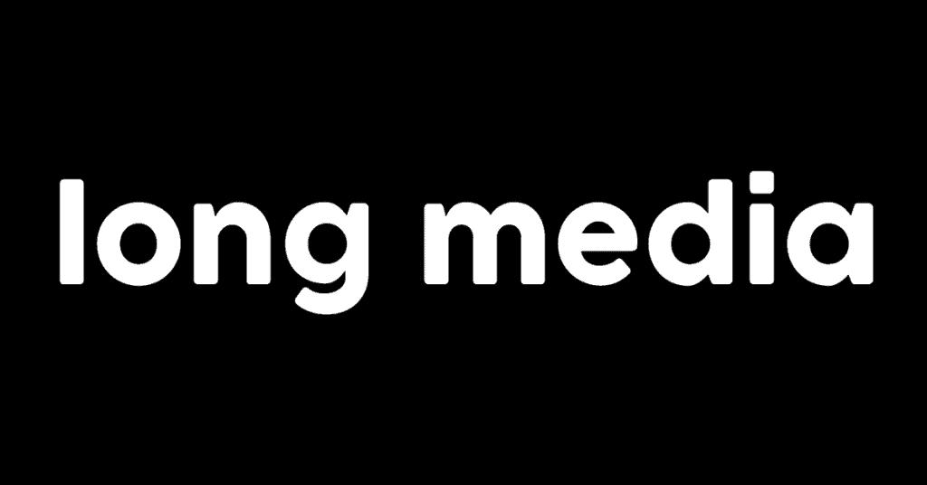 Logo de Long Média, client de 2c2B coworking à Boisbriand.