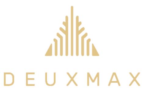 Logo de l'entreprise Deux Max, client de 2C2B Coworking à Boisbriand.