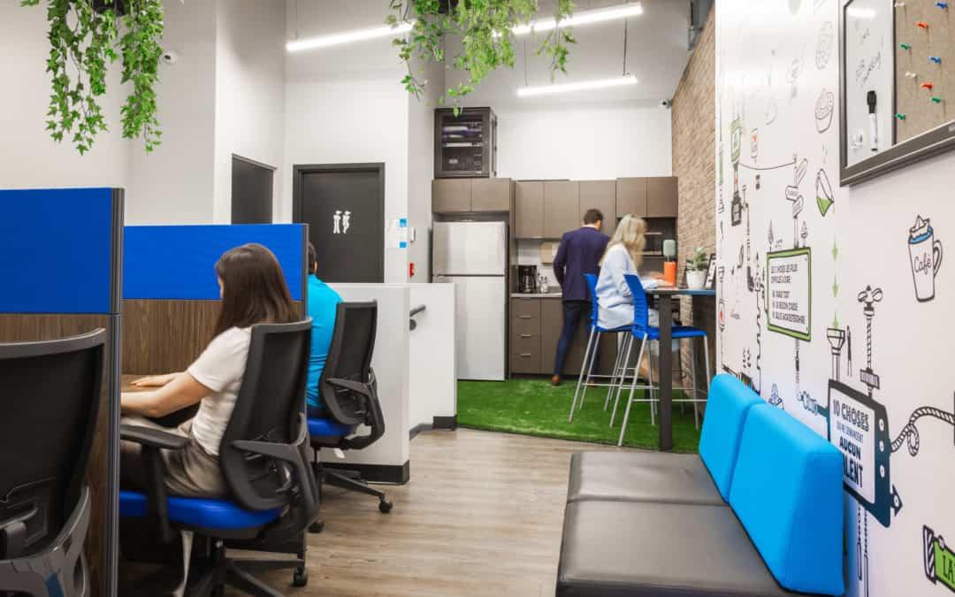 L'espace de travail partagé, une solution à vos enjeux RH ?